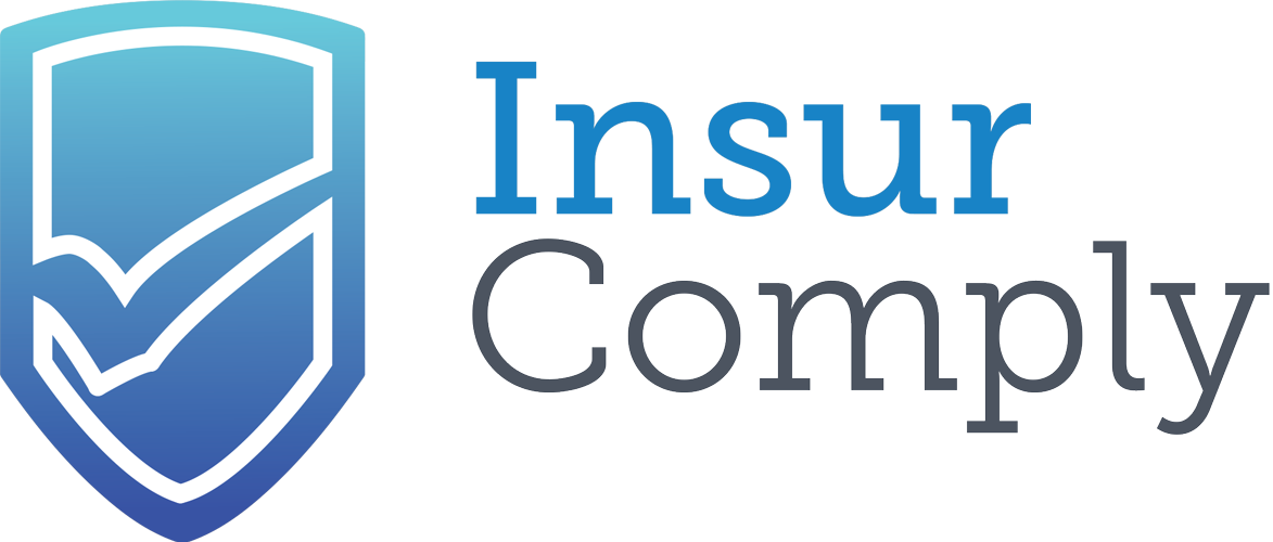 InsurComply Logo - Certificate of Insurance Tracking Solution
