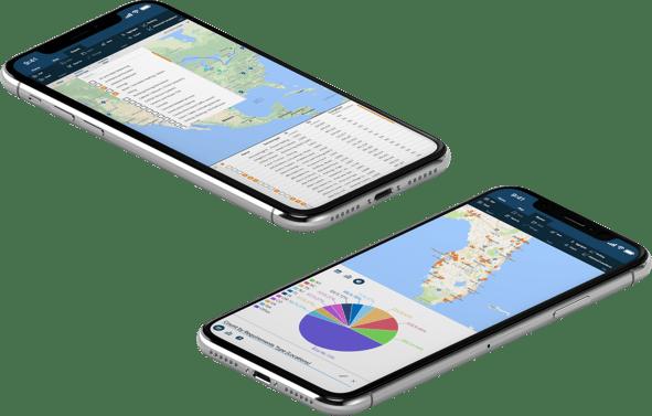 BCS App on Smartphones