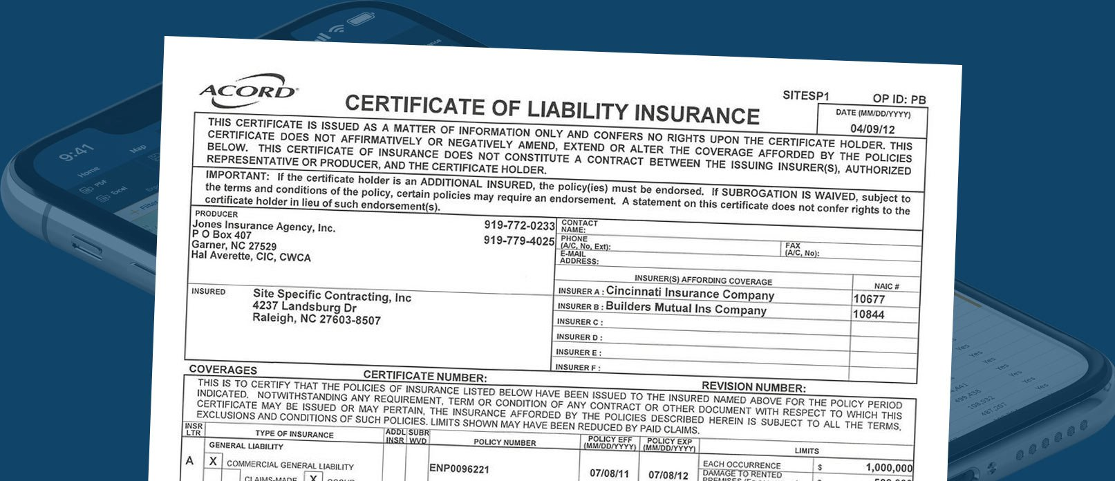 Everything You Need To Know About Certificates Of Insurance Bcs