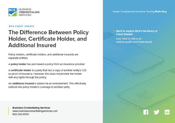the-difference-between-policy-holder-certificate-holder-and-additional-insured