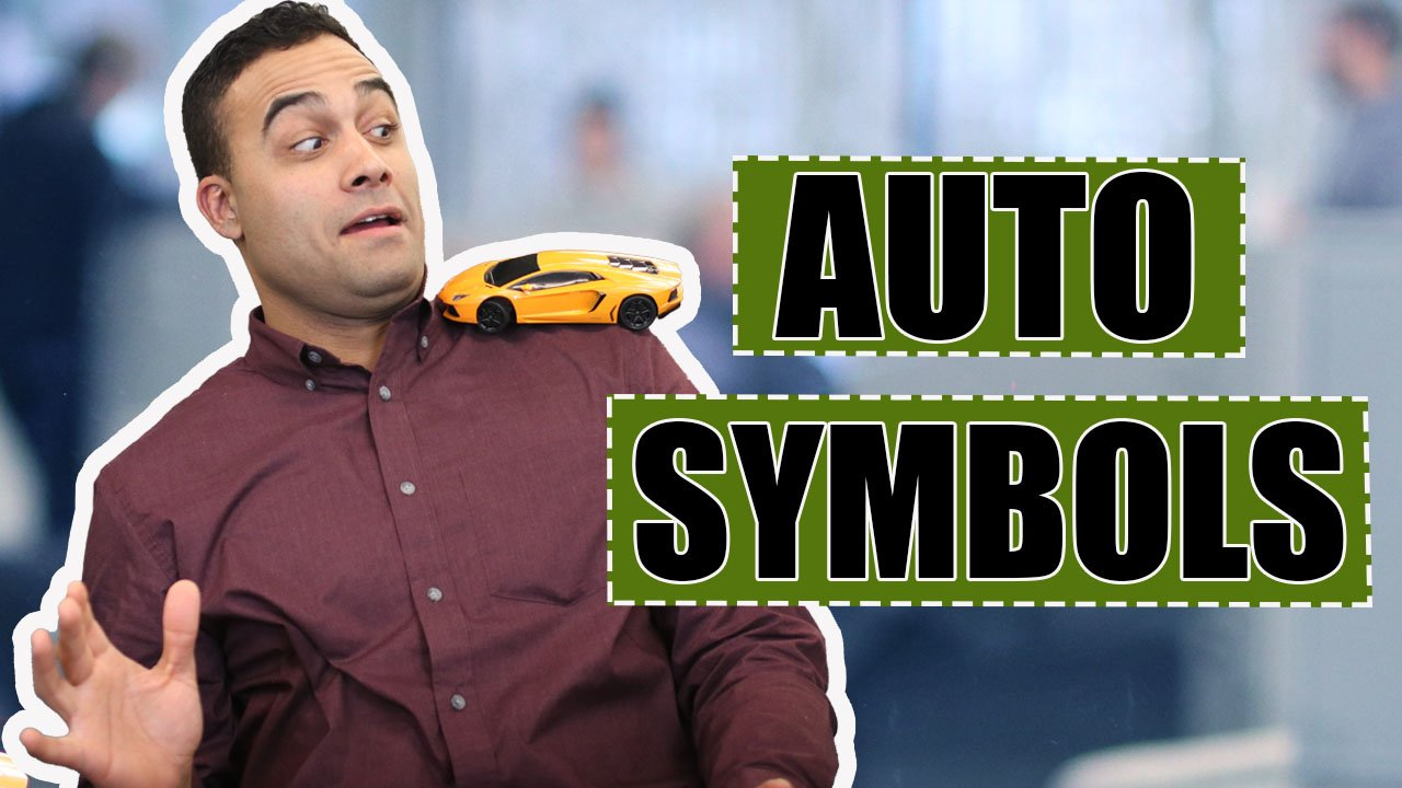 Auto symbols-2