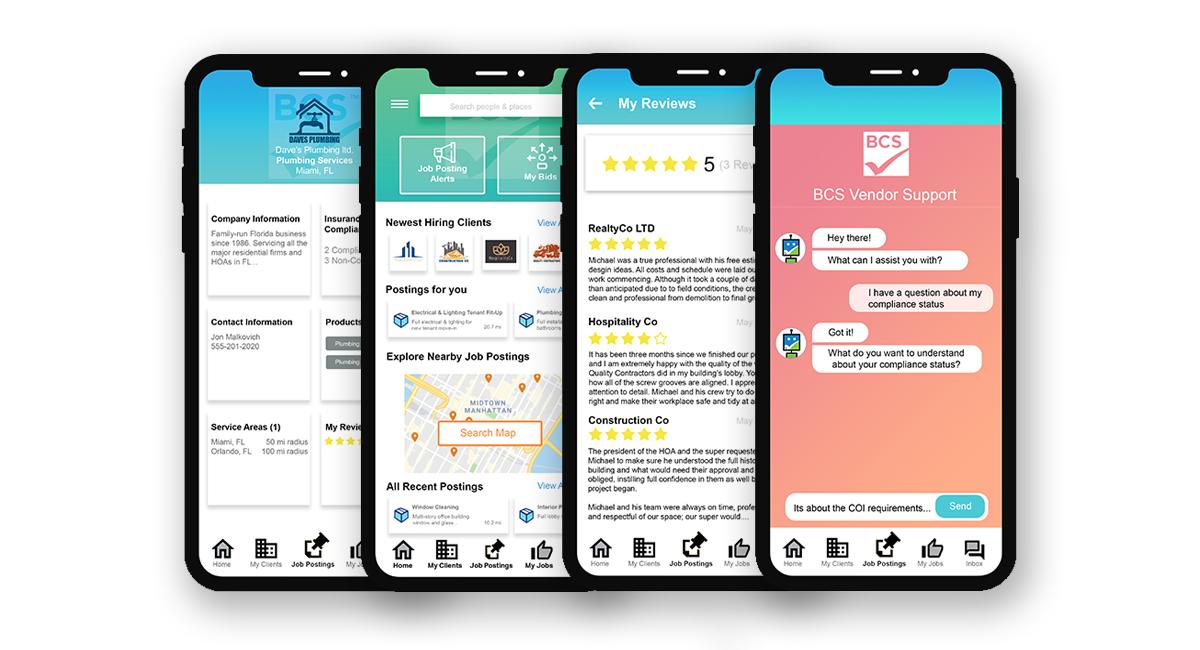 Multple App screenshots