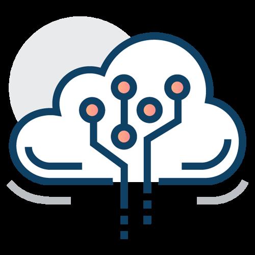 vector of cloud computing