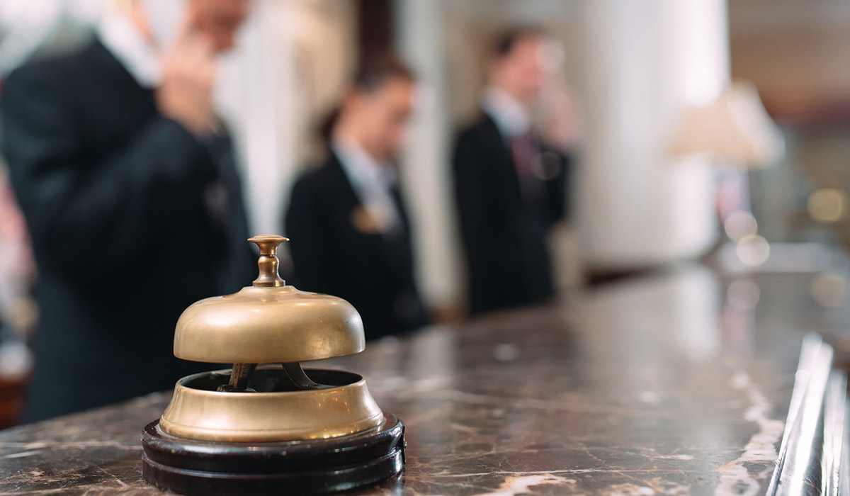 close-up-of-hotel-bell-at-lobby