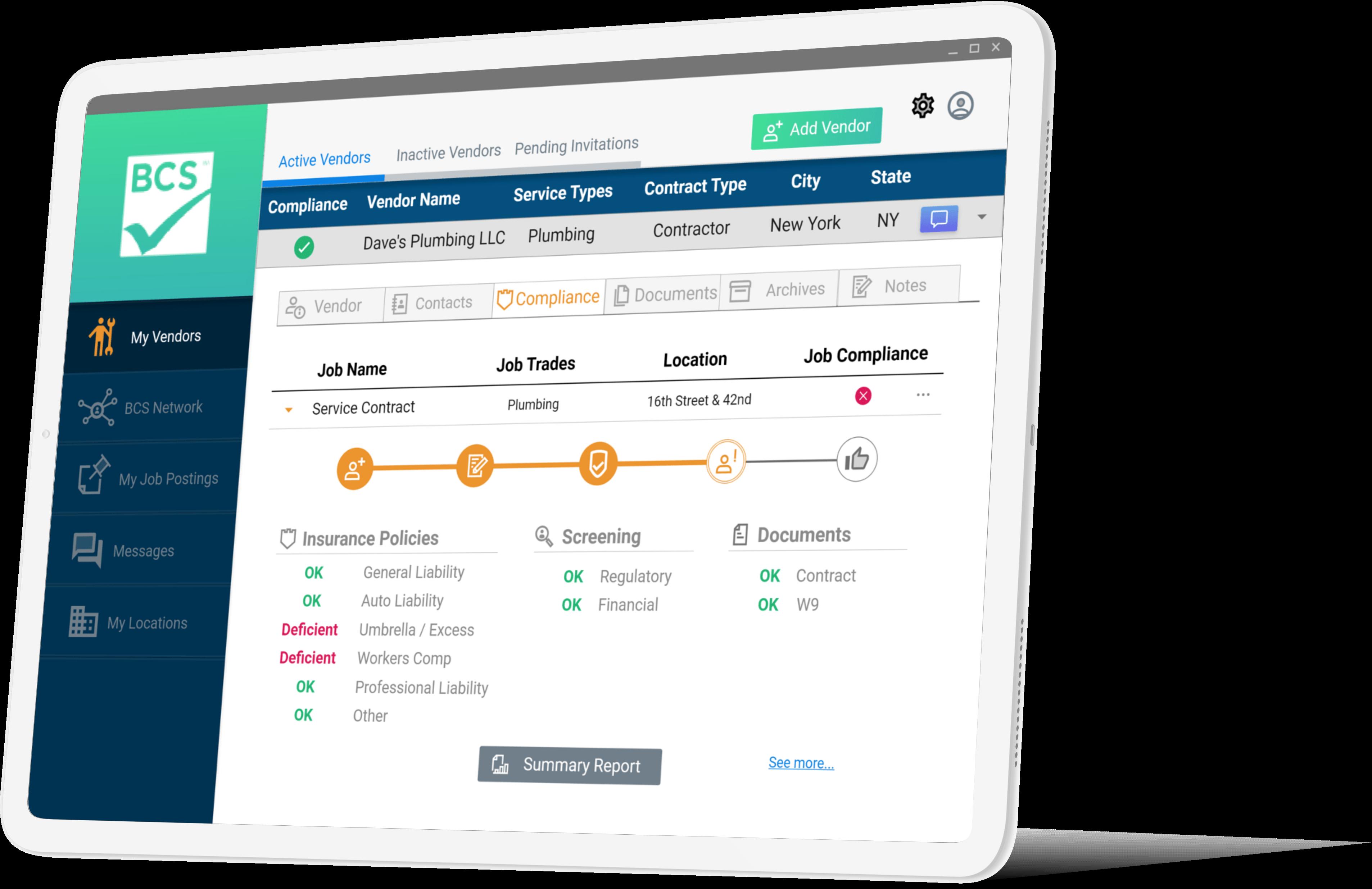 iPad for Website Redesign